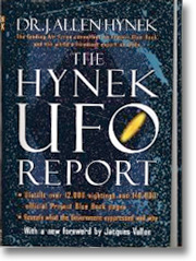 The Hynek UFO Report book cover
