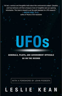 UFOs: Generals, Pilots,  and Government Officials - book cover