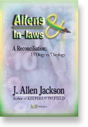 Aliens & In-laws - book cover