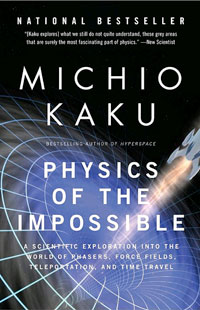 Physics of the Impossible - book cover