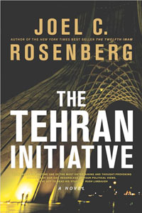 The Tehran Initiative - book cover