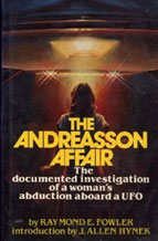 The Andreasson book cover