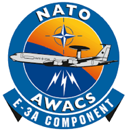 NATO AWACS badge