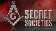 secret societies nameplate