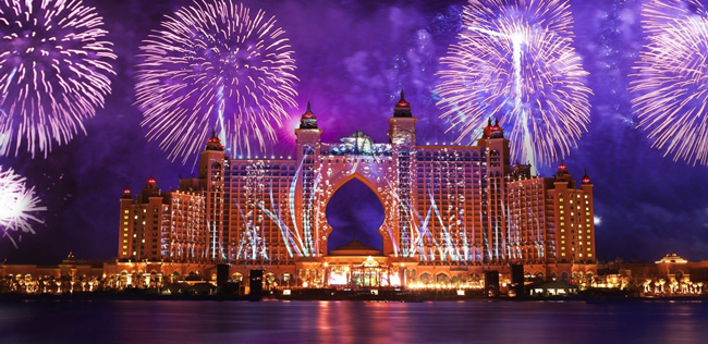 Atlantis The Palm Hotel  UAE