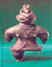 Jomon figure