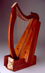 David's Harp or Nevel